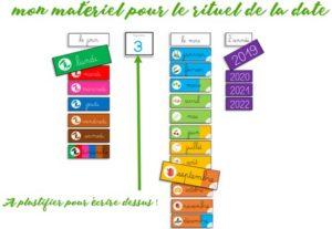 Calendrier Garde Classique 2019 Zone B.Questionner Le Monde